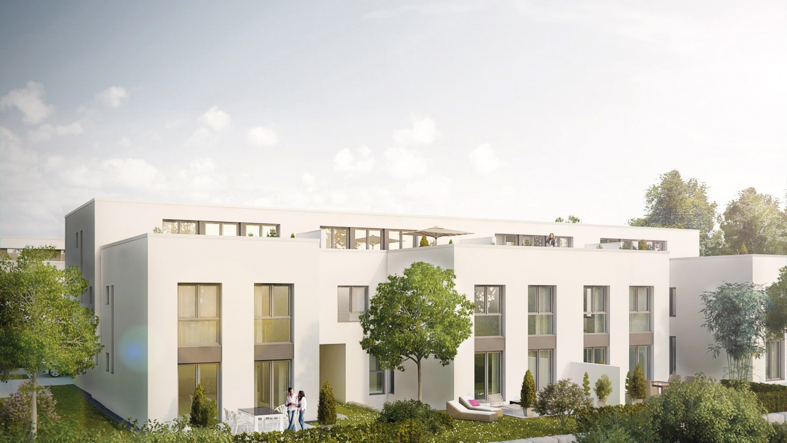 Optimal Wohnbau: Pick-Up-Haus - Bauträger in Heilbronn